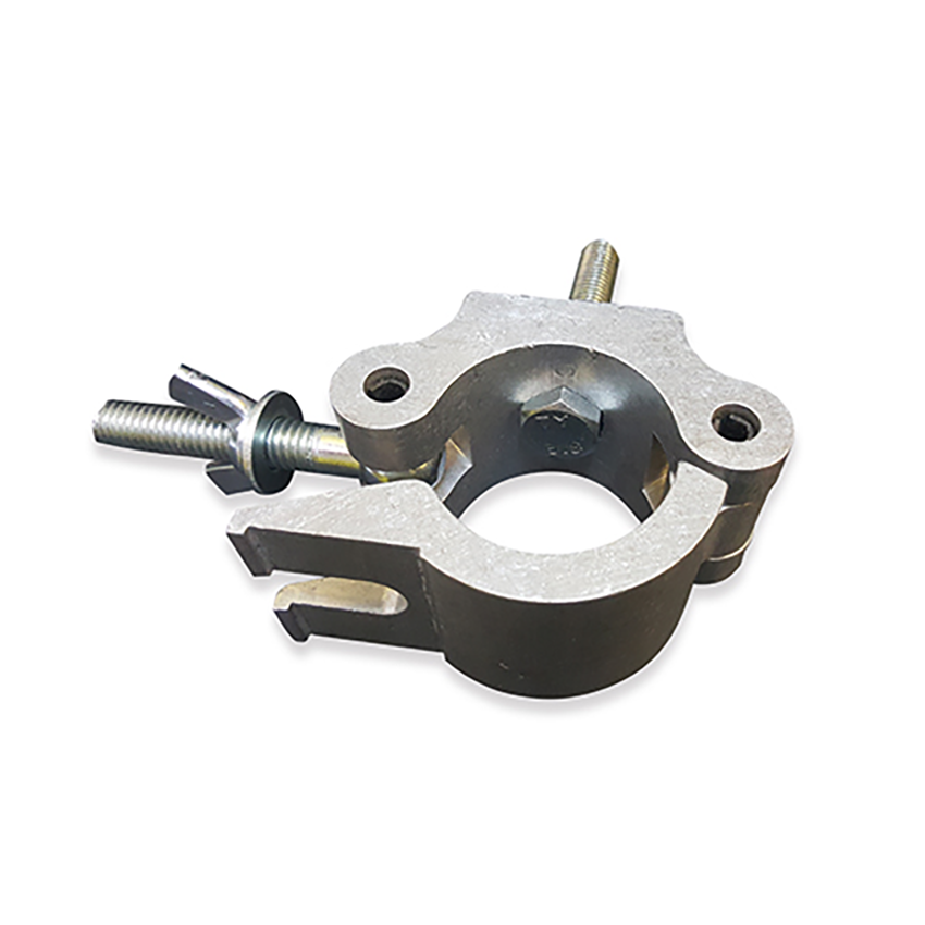 Half Coupler with broached hole for M10 bolt