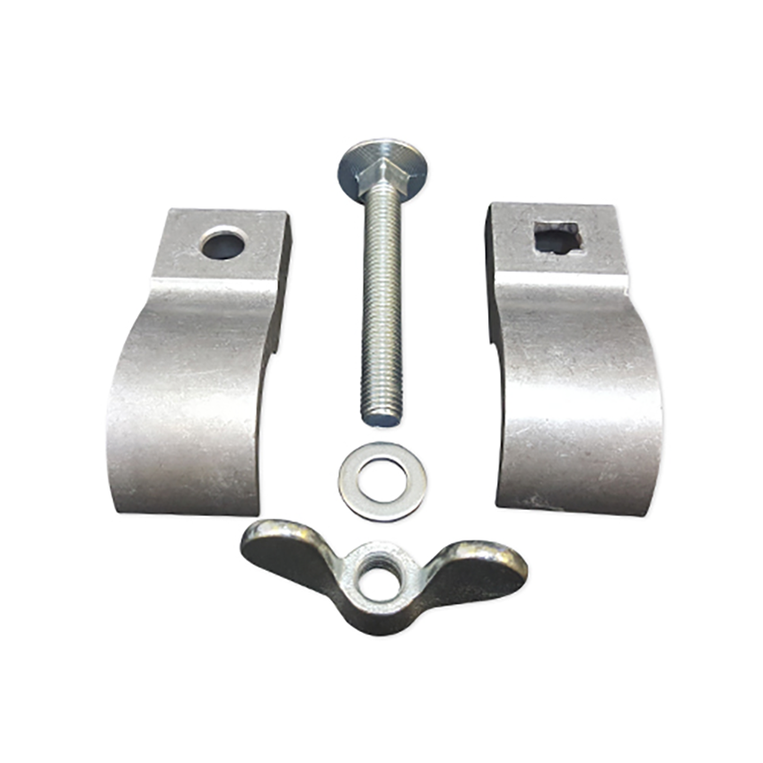 Extruded Stabiliser Clamp Components