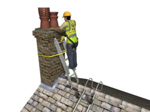 Adjust Abil Roof Ladder