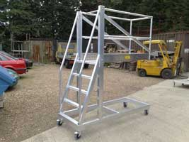 Fixed Height Mobile Platforms