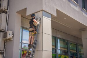 Optimising work at height safety during COVID-19