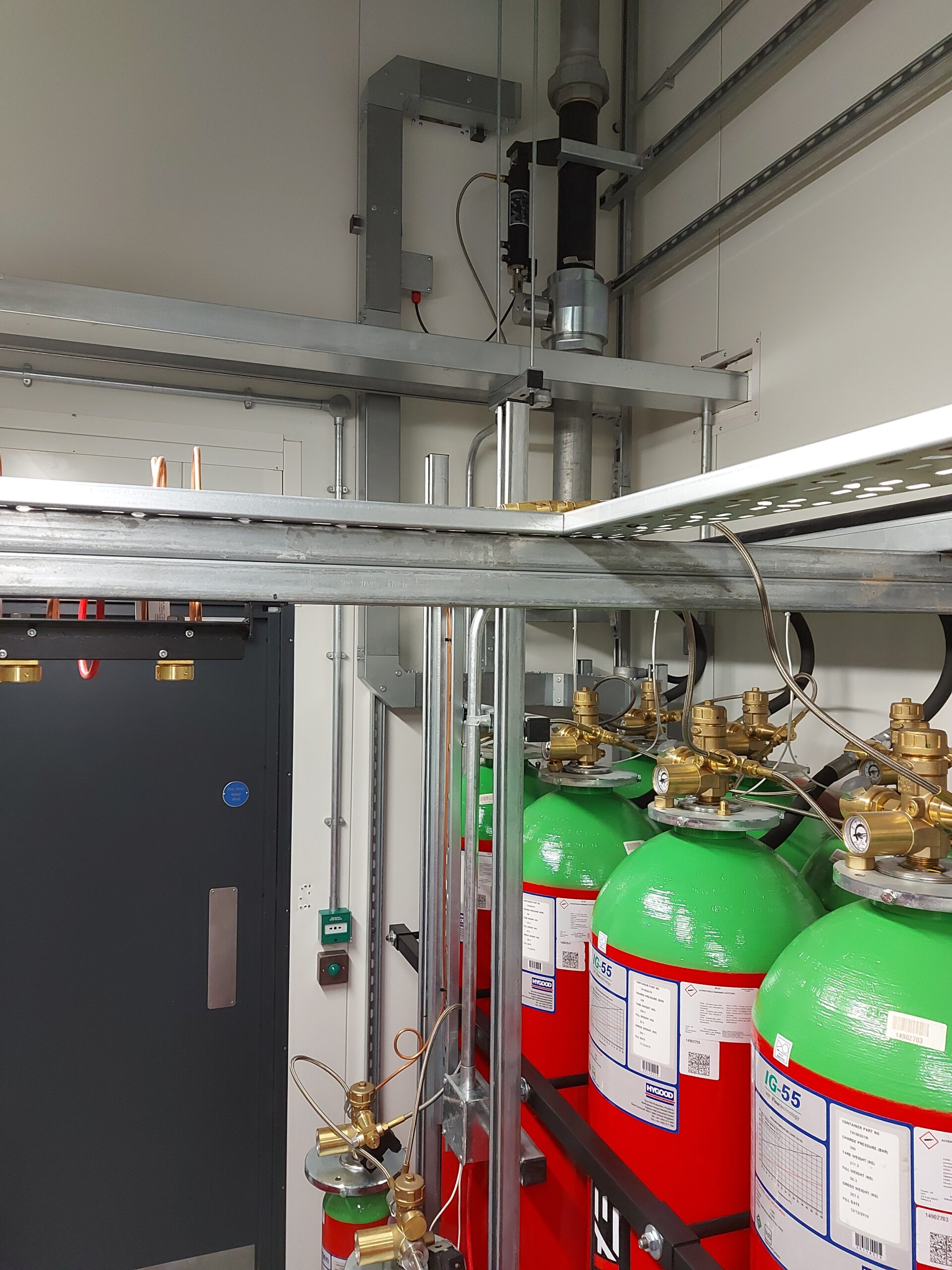 322 Gas Bottles And An Automatic Valve They Couldn't Reach: A Case Study!